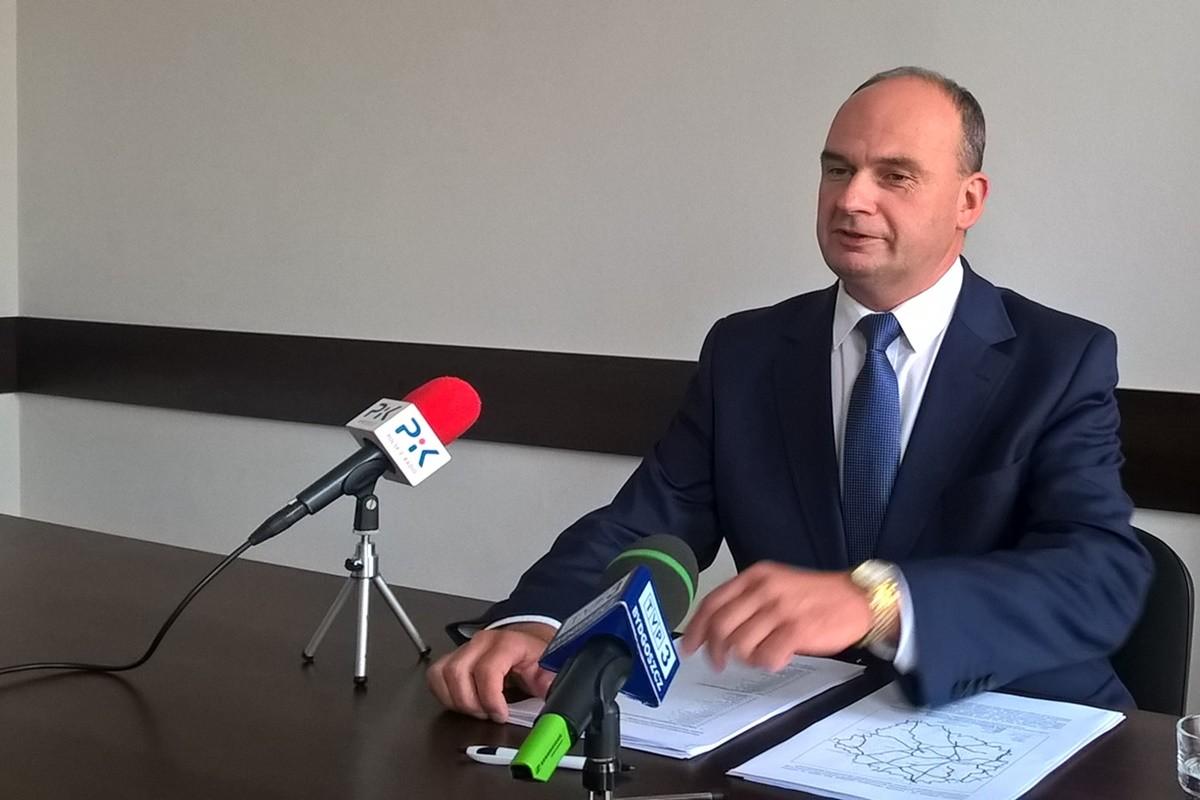 Michał Krzemkowski - konferencja PiS_ SF-1