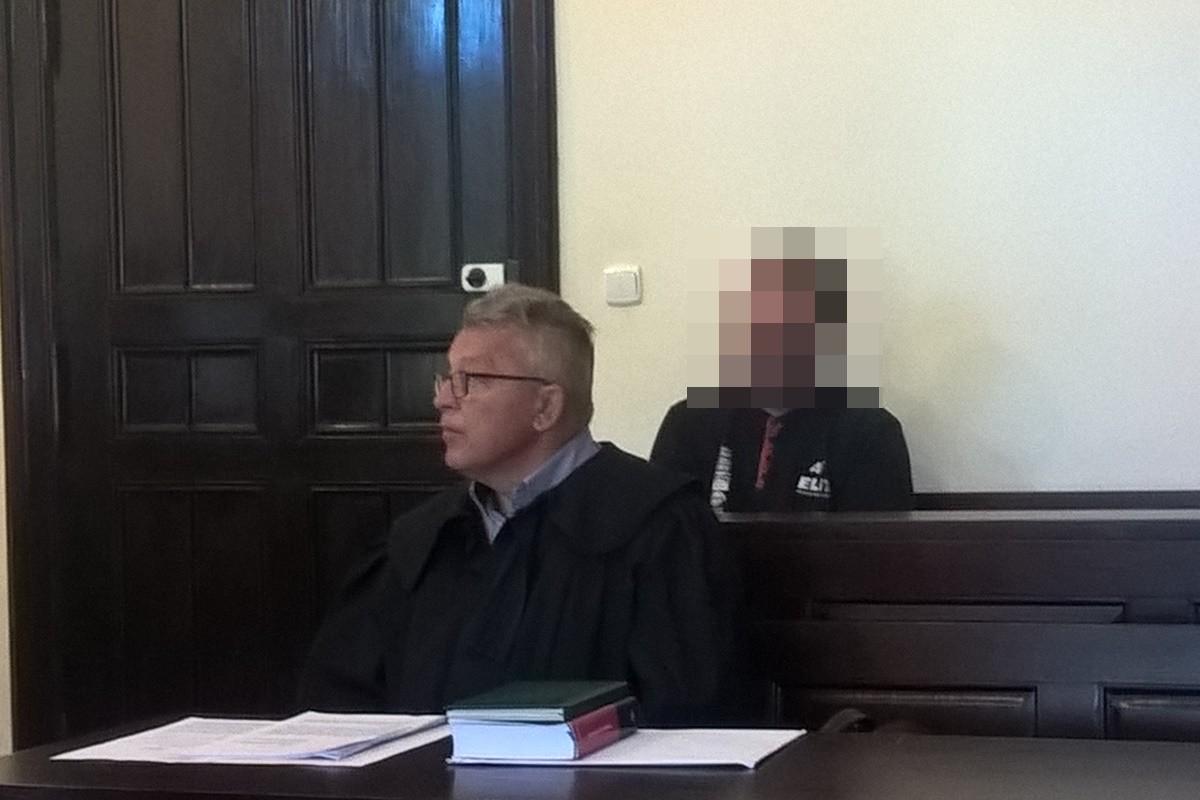 Rafał S._ proces w Sądzie Rejonowym Bydgoszcz- SF