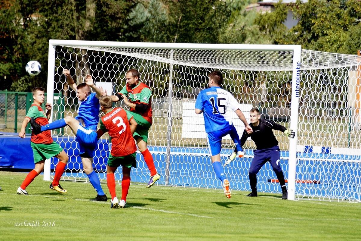 Szubinianka Szubin-GKS Baruchowo_ klasa okręgowa piłki nożnej_ Andrzej Schmidt (7)