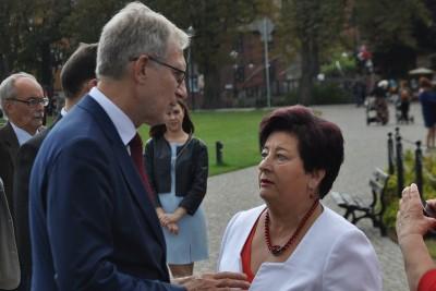 Tomasz Latos, Grażyna Ciemniak, Prawo i Sprawiedliwość -  ST