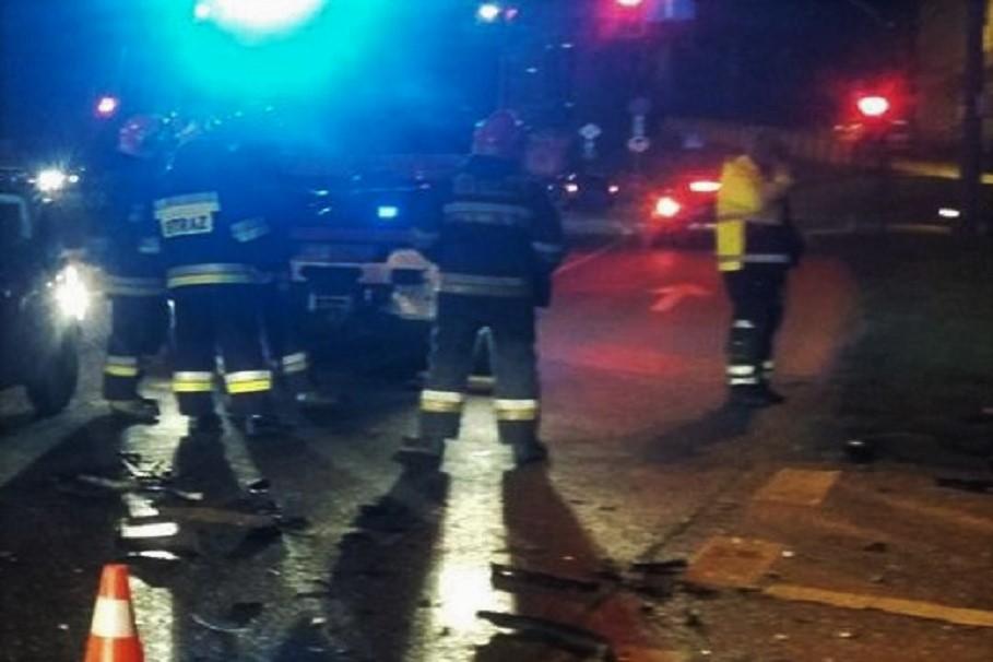 Wypadek Rondo
