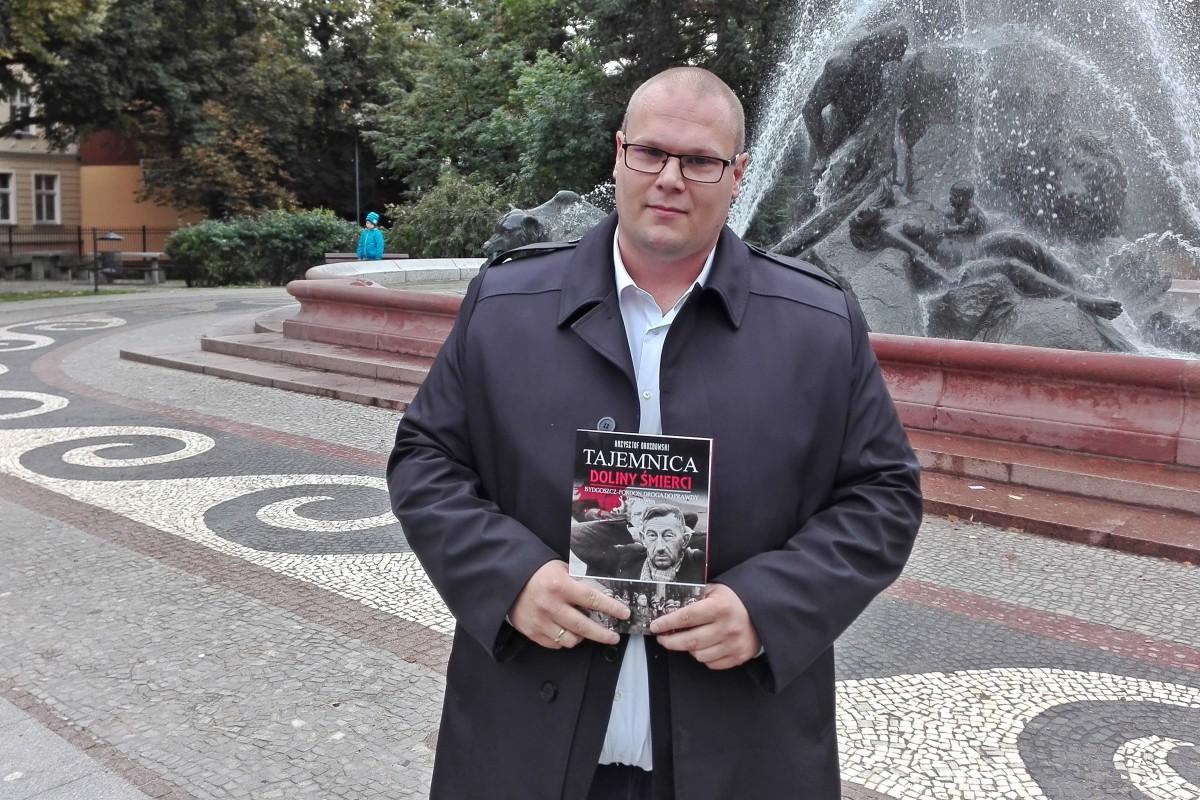 drozdowski dolina śmierci książka