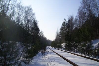 linia kolejowa 356 zima bb