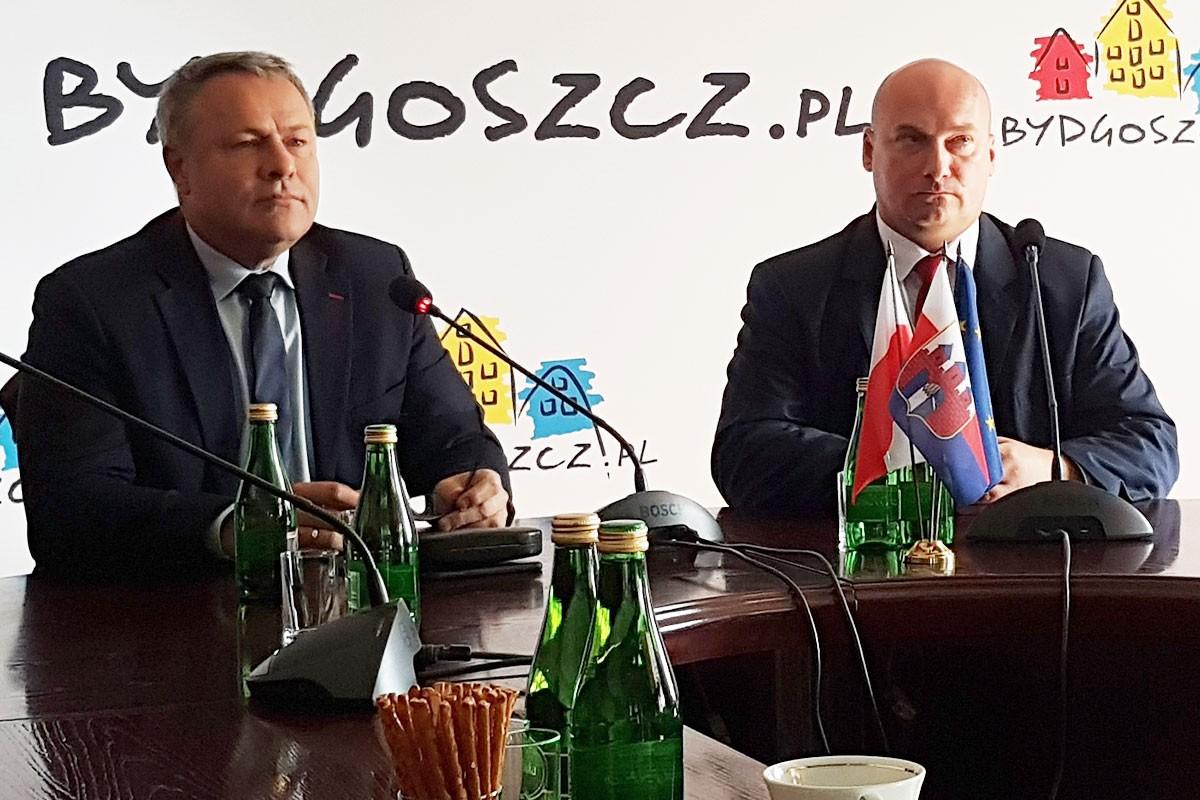 Rafał Bruski Patryk Gulcz Bydgoszcz