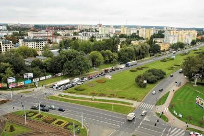 rondo Fordońskie Bydgoszcz