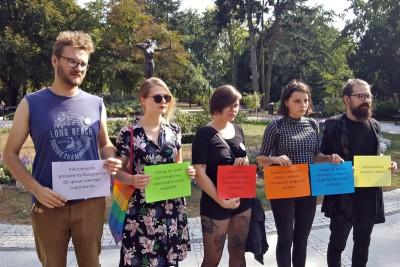 stan równości, marsz równości - st