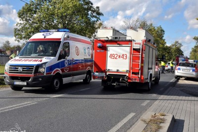 straż_ambulans_policja_ na sygnale_ MR