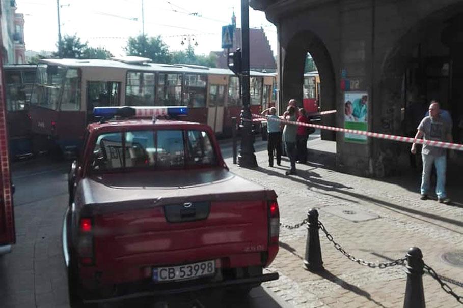 wypadek focha Bydgoszcz