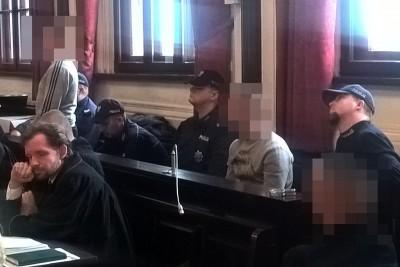 Łukasz T., Łukasz J., Wojciech J. - proces o znęcanie się nad mężczyzną w Dolnej Grupie_ SF