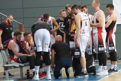 I liga koszykarzy_ Enea Astoria Bydgoszcz-AZS AGH Kraków_ Astoria - SF