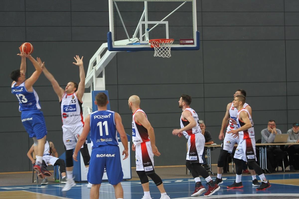 I liga koszykarzy_ Enea Astoria Bydgoszcz-Biofarm Basket Poznań_ SF