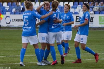 I liga piłki nożnej kobiet_ KKP Bydgoszcz-Polonia Środa Wielkopolska_ AR (40)