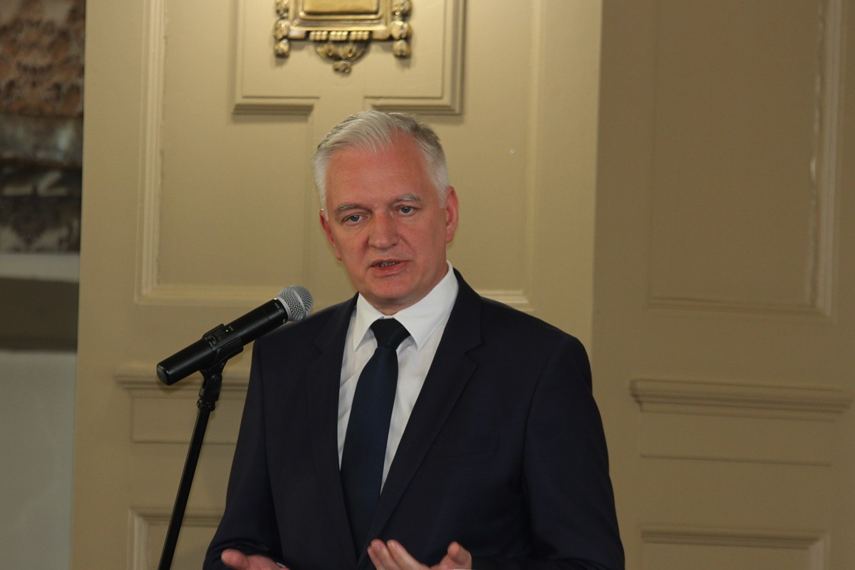 Jarosław Gowin_ przemówienie na UKW Bydgoszcz - SF (1)