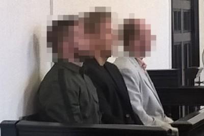Marcin K., Damian Sz., Damian K. - proces po utonięciu 17-latka w Borównie - SF