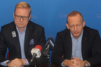 Michał Stasiński Paweł Olszewski