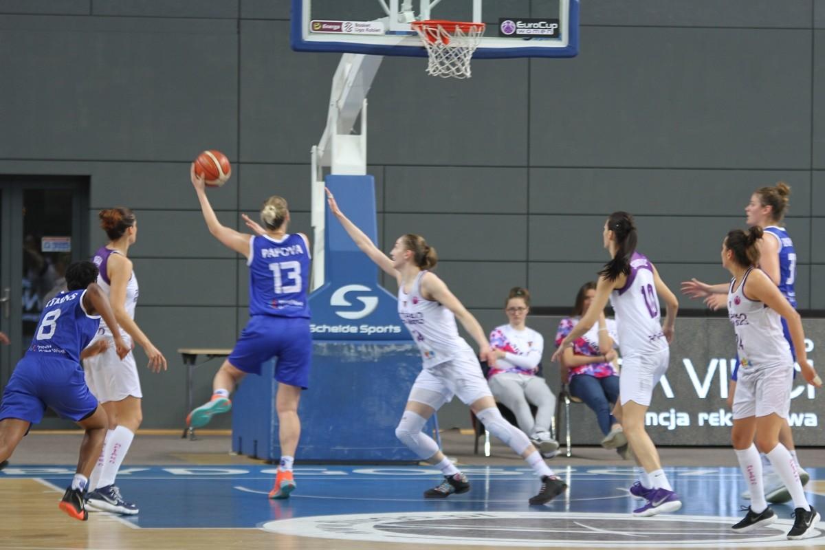 Puchar Europy FIBA_ Artego Bydgoszcz-InvestInTheWest Enea AZS Gorzów Wielkopolski_ SF