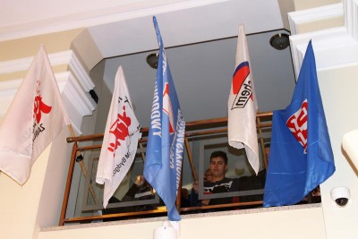Sesja rady miasta związkowcy solidarność nitrochem SG