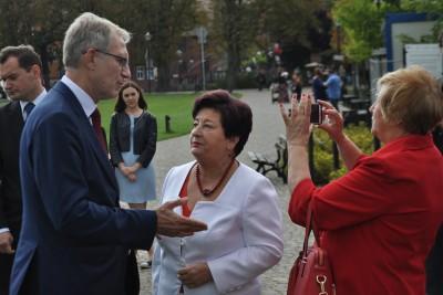 Tomasz Latos, Grażyna Ciemniak, PiS - ST