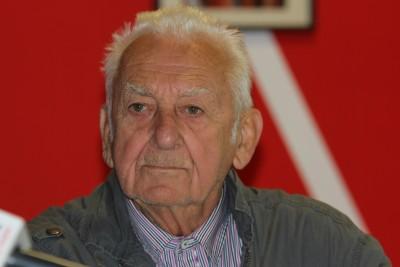 Władysław Gollob - były prezes żużlowej Polonii Bydgoszcz