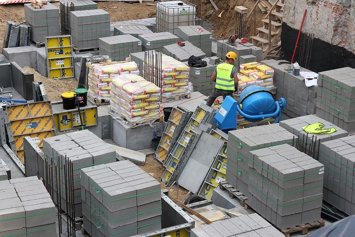 budowa szpital miejski