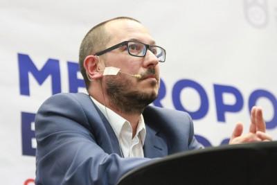debata kandydatów na prezydenta Bydgoszczy - Paweł Skutecki_ SF