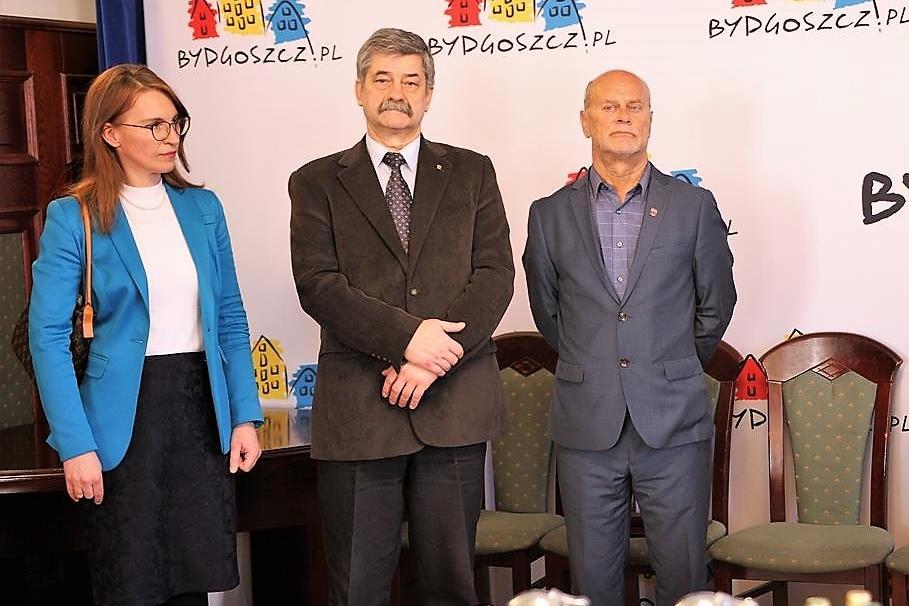 rada miasta bydgoszcz wybory 2018