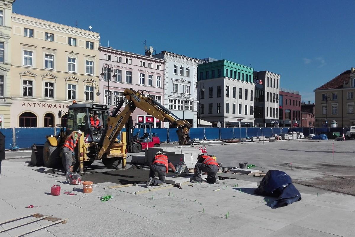 remont starego rynku bydgoszcz
