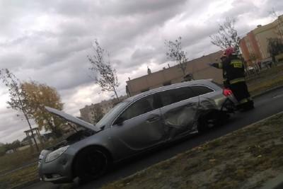 wypadek fordon