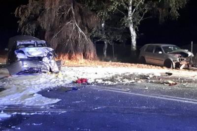 wypadek Nakło