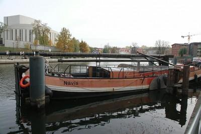 łódź navis - fot archiwum prywatne