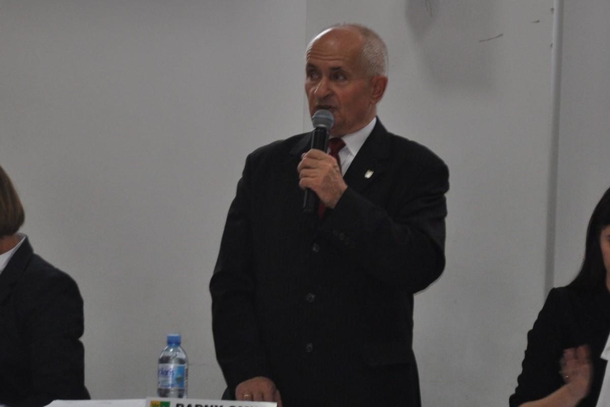 Bronisław Balcerowski_ przewodniczący Rady Gminy Białe Błota_ SF
