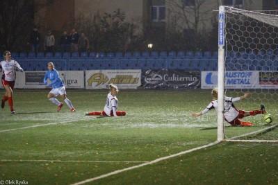 I liga piłki nożnej kobiet_ KKP Bydgoszcz-Praga Warszawa_ AR (24)