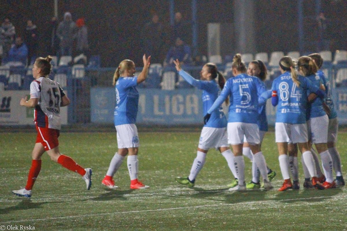 I liga piłki nożnej kobiet_ KKP Bydgoszcz-Praga Warszawa_ AR (27)
