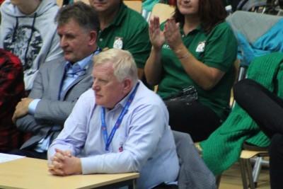 Jerzy Winiarski, Janusz Zacniewski - prezesi BKS Chemik Bydgoszcz (siatkówka)_ SF