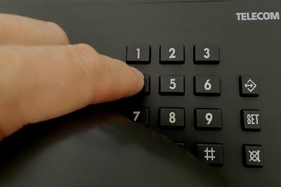 Klawiatura telefonu