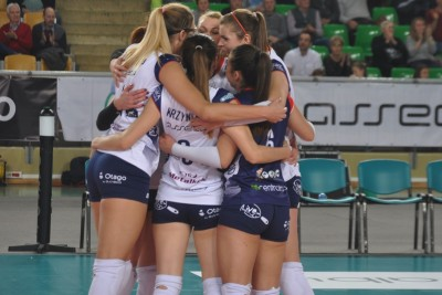 Liga Siatkówki Kobiet_ Bank Pocztowy Pałac Bydgoszcz_ SF