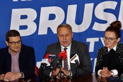 Michał Sztybel, Rafał Bruski, Monika Matowska, Koalicja Obywatelska - SG