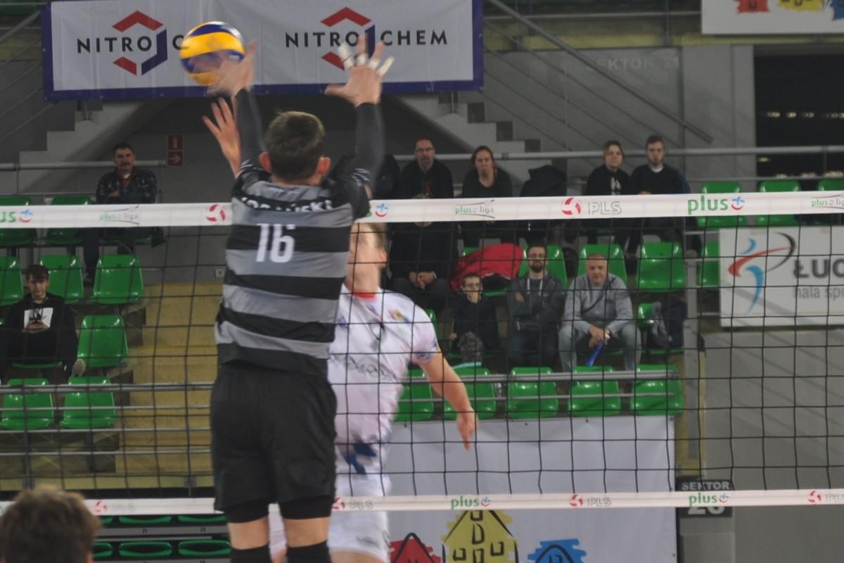 PlusLiga_ Chemik Bydgoszcz-GKS Katowice_ Bartosz Filipiak-Rafał Sobański_ SF
