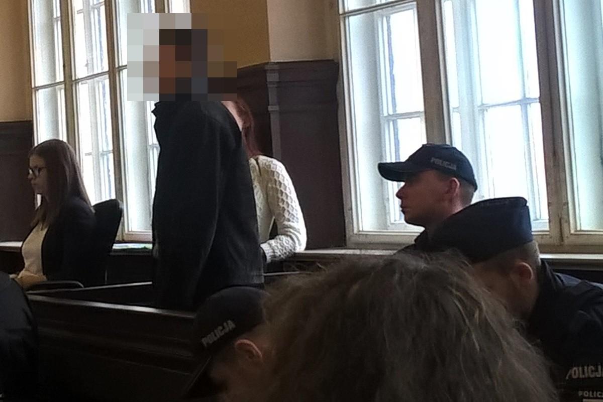Wojciech M. - proces po bójce w Brzozie_ Sąd Okręgowy Bydgoszcz_ SF (2)