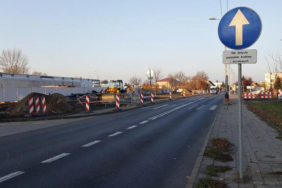 inowrocławska, remont - st