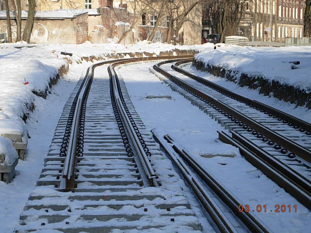 linia na dworzec 11- SS