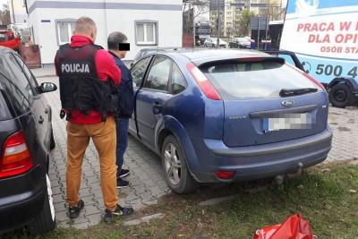policja, zatrzymanie, włąmywacz bydgoszcz - kwp