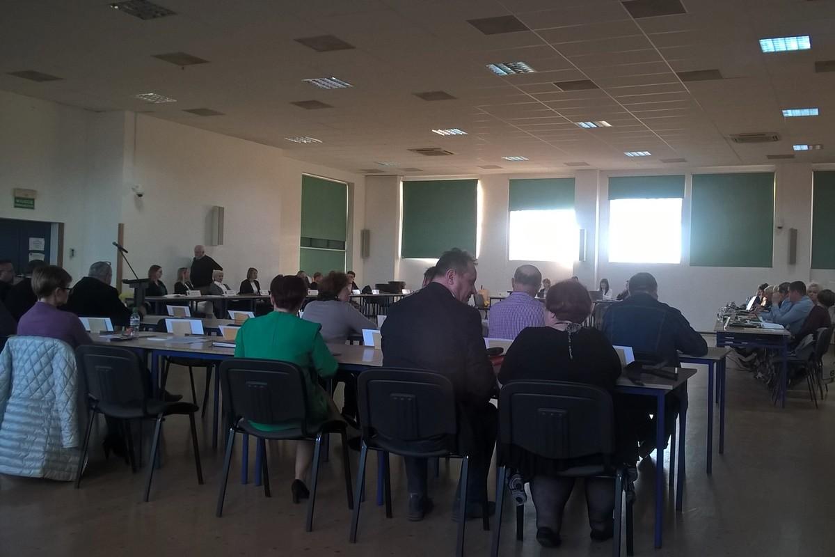 sesja Rady Miasta Białe Błota_ SF