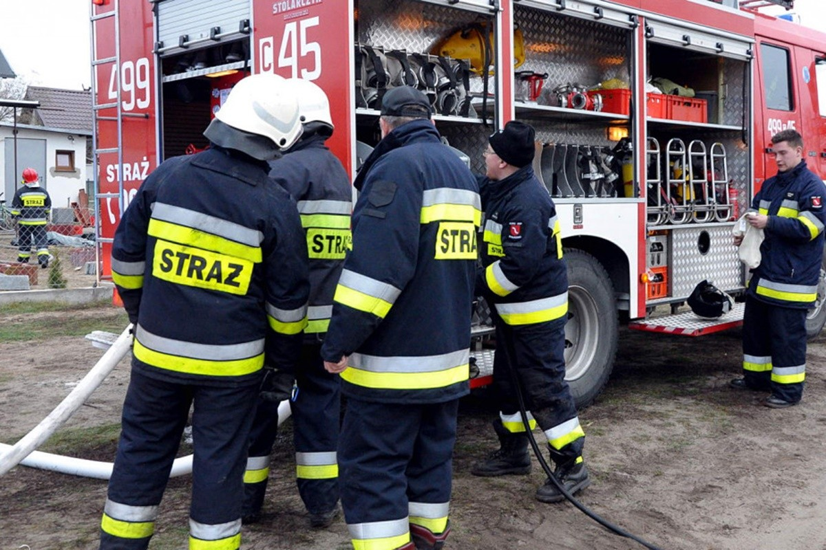 straż pożarna kujawsko-pomorskie_ na sygnale_ MR