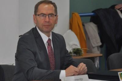 Dariusz Fundator_ wójt gminy Białe Błota_ SF