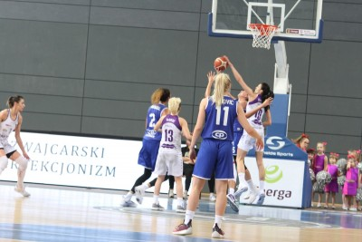 Energa Basket Liga Kobiet_ Artego Bydgoszcz-Wisła Can-Pack Kraków_ Artego Arena_ Dragana Stanković_ SF
