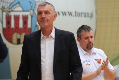 Energa Basket Liga Kobiet_ Energa Toruń-Artego Bydgoszcz- Tomasz Herkt, Piotr Kulpeksza_ SF