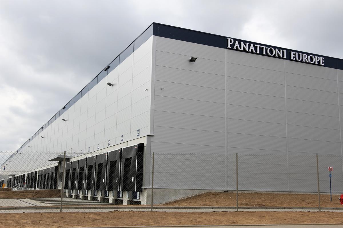 Panattoni Europe Bydgoszcz