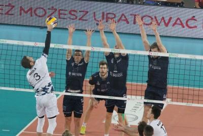 PlusLiga_ Chemik Bydgoszcz-MKS Będzin_ HSW Łuczniczka_ Nikola Kovacević_ SF