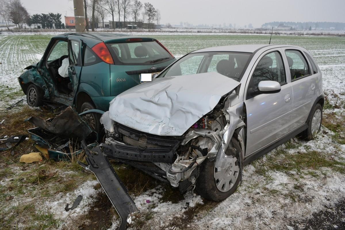 wypadek Bartłomiejowice_ KPP Radziejów